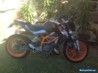 KTM Motorbike