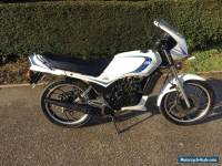 yamaha rd125lc  rd 125 lc 10w matching numbers 83 Y reg