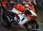 MV AGUSTA F3 800 RC LIMITED EDITION OF 150 for Sale