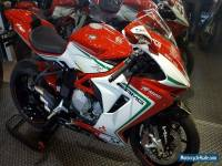 MV AGUSTA F3 800 RC LIMITED EDITION OF 150