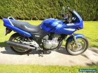 2003 HONDA CB500S-2 BLUE
