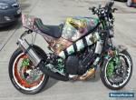 1989 YAMAHA FZR1000  'BEETLEJUICE' STREETFIGHTER SHOW BIKE - STUNNING for Sale