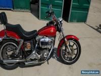 1981 Harley-Davidson FXE