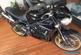 Triumph Street Triple 675R Black (Low KMS As new!) MY 2012 for Sale
