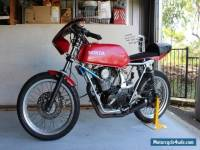 Honda SL 125S/XL/XR bucket racer