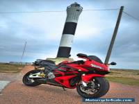 HONDA CBR600RR low mileage