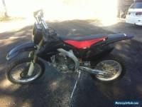 Honda 450X