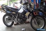 Kawasaki KLR/KLX 650 C series model,Electric start. for Sale