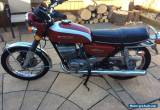 Suzuki gt250 k model ram air 1974 classic bike for Sale