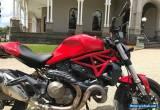 Ducati 821 Monster  for Sale