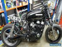 honda cb750 brat custom project cafe racer bobber nighthawk
