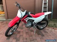 2014 Honda CRF125FB - excellent condition