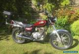 Yamaha SR250 1980 14'000 miles 2 owners Very good condition  for Sale