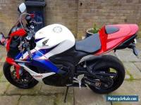 Honda CBR 600RR 2011 low mileage