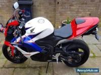 Honda CBR 600RR 2011 low mileage