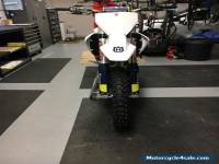 2017 Husqvarna FC250 Motorcycle Motocross MX Dirt Bike