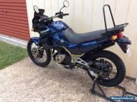 Kawasaki KLE500 2006