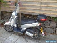 Honda SR125 Scooter very low mileage