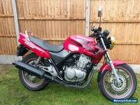 Honda CB500 1999 Red