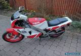 1986 Yamaha TZR250 - 10,000 miles - Fresh Import - Rust Free - Original Bike for Sale