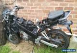 2004 cbr125 spares or repair for Sale
