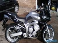 Yamaha FZ6 Fazer Silver & Black 05 Plate Low mileage