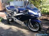 Suzuki GSXR 750 Y 2000 Track Bike