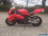 2004 HONDA CBR 1000 RR-4 RED