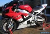 Yamaha yzf r1 1000cc R1 Mint Condition 4XV classic bike. for Sale