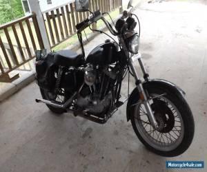 1975 Harley-Davidson Sportster for Sale