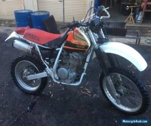 HONDA XR600R 1998 Model VMX Motorcycle for Sale