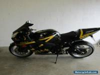 2004 SUZUKI GSXR 1000 K4 BLACK RIZLA