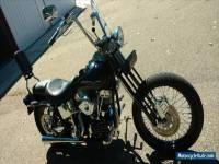 1968 Harley-Davidson Custom