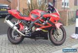 2002 HONDA CBR 600 F Sport CBR 600 FS RED not GSXR or R6 for Sale
