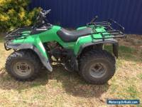 KAWASAKI KLF300B FARM QUAD BIKE 2X4