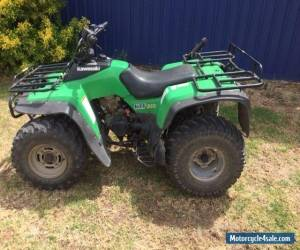 KAWASAKI KLF300B FARM QUAD BIKE 2X4 for Sale