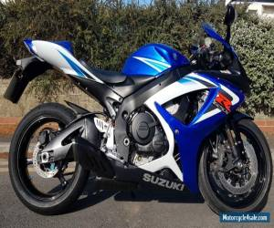 SOLD - 2006 SUZUKI GSXR 750 K6 **FREE UK Delivery** BLUE for Sale