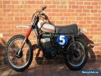 1973 YAMAHA YZ360A MOTOCROSS MOTORCYCLE - EXCELLENT CONDITION