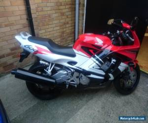 honda cbr 600 fv 1997 full mot for Sale