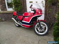 HONDA CB750 GENUINE Phil Reed replica