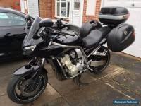 2002 Yamaha FZS 1000 Gen 1 Fazer 998cc black with touring kit