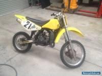 Suzuki RM80 2000