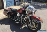1986 Harley-Davidson Touring for Sale