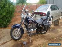 VN800 Classic Motorcycle