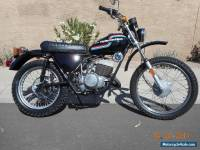 1975 Harley-Davidson SX