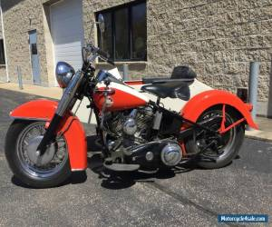 1957 Harley-Davidson Touring for Sale