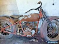 1930 Harley-Davidson Touring