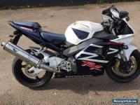 2002 HONDA CBR 954 FIREBLADE 900RR-2 WHITE/BLUE