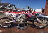 2010 HONDA CRF 250  EFI  CRF250 MOTO X BIKE VERY CLEAN AND TIDY for Sale