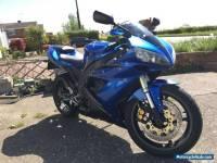 Yamaha r1 2004 blue